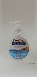 [C300A000] GEL ANTIBACTERIAL 380ML / AVAL